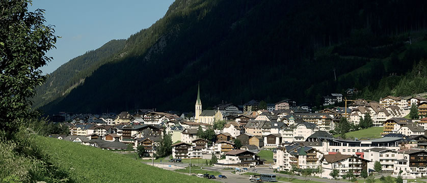 Ischgl, Village view