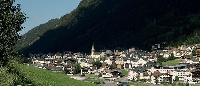 Ischgl, Village view