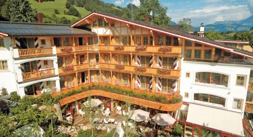 Hotel Kaiserhof, Kitzbühel, Austria - Exterior.jpg