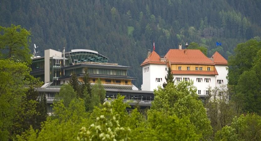 Hotel Schloss Lebenberg, Kitzbühel, Austria - Exterior.jpg