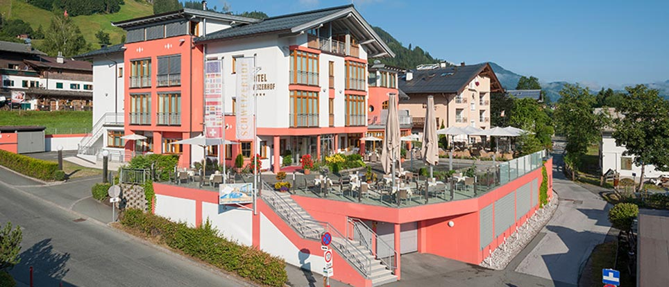 Hotel Schweizerhof, Kitzbühel, Austria - Exterior.jpg