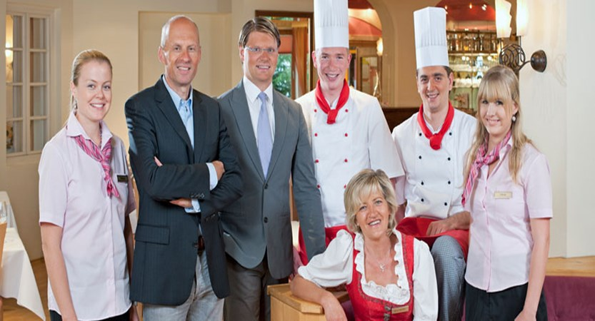 Hotel Schweizerhof, Kitzbühel, Austria - hotel staff.jpg