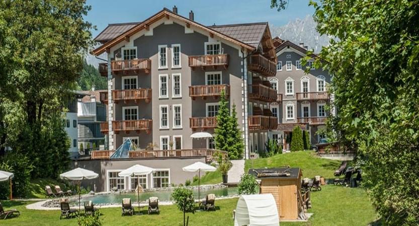 Q Resort Health & Spa, Kitzbühel, Austria - Exterior.jpg