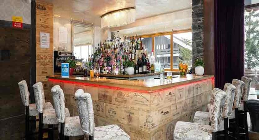 Hotel Le Mottaret - bar