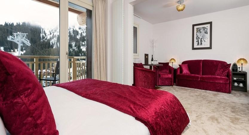 Hotel Le Mottaret - family room