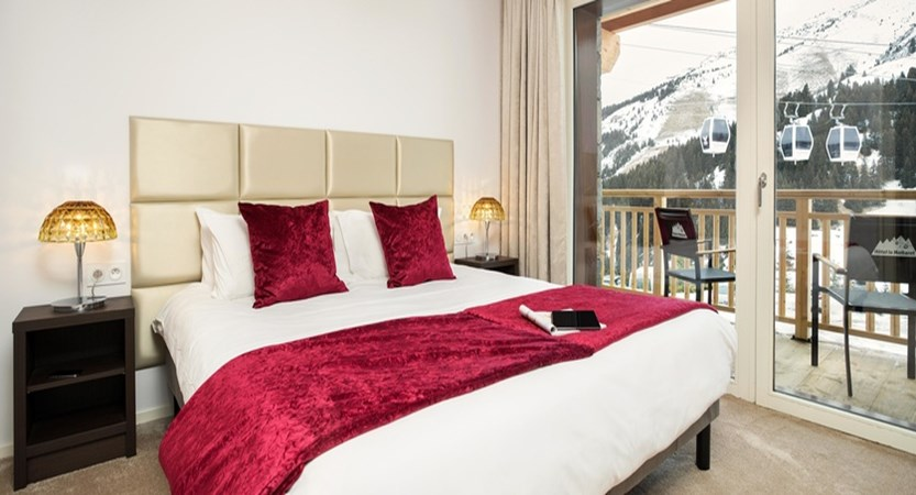 Hotel Le Mottaret - double room