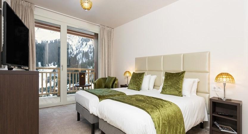 Hotel Le Mottaret - bedroom 2