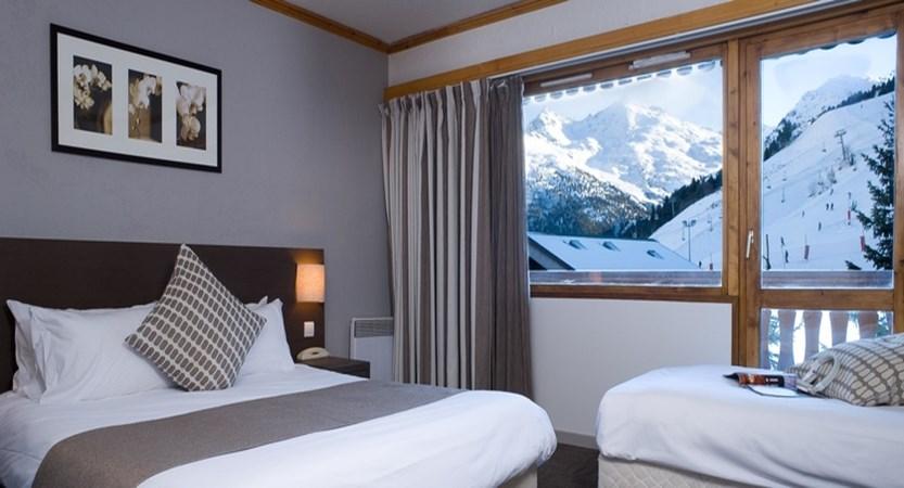 Hotel Le Mottaret - Triple room