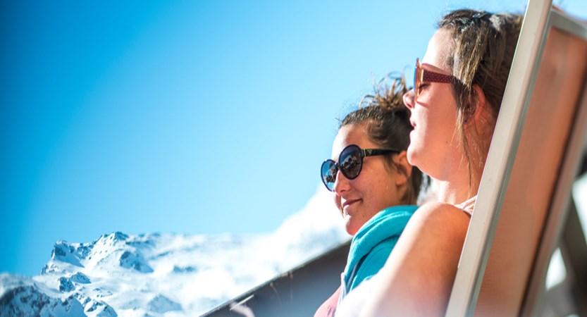 Village Club du soleil - sunbathers