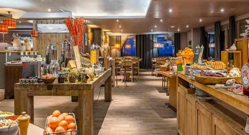Hotel Le Kaya - Breakfast