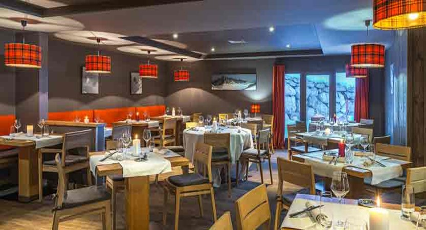 Hotel Le Kaya Dining room