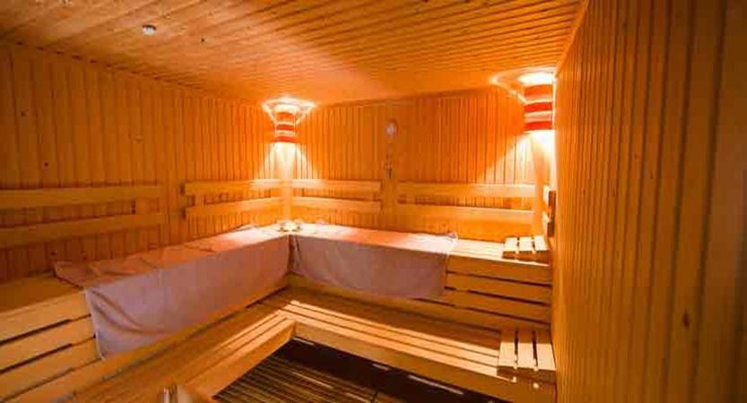 Le Kaya - Sauna