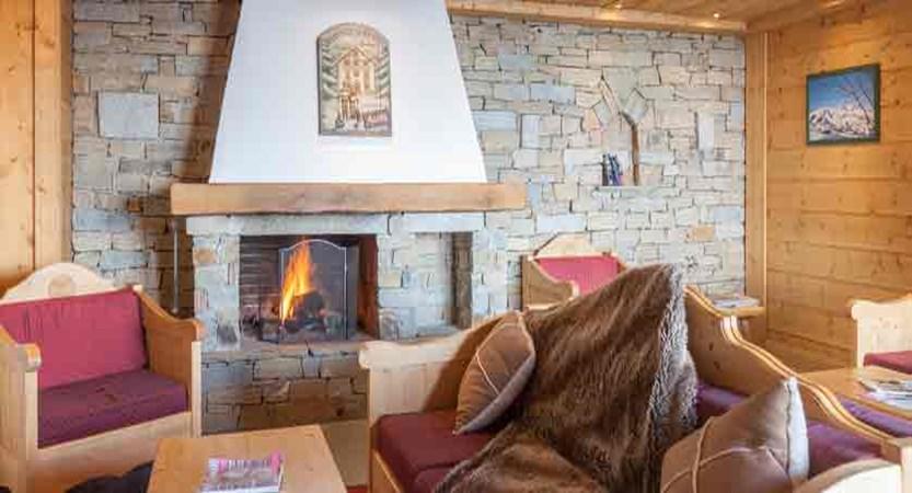 Chalets de L'adonis lounge