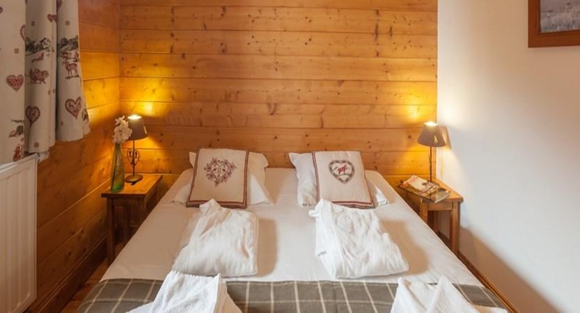 Residence les alpages de reberty - double bedroom