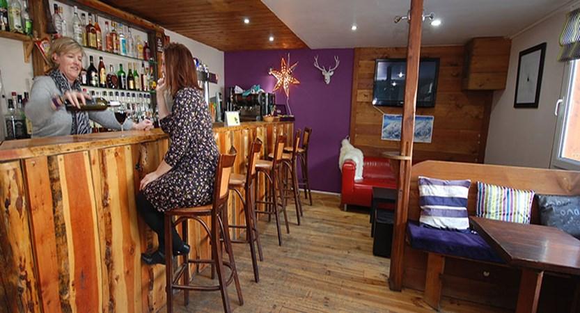 Hotel Plein Sud bar