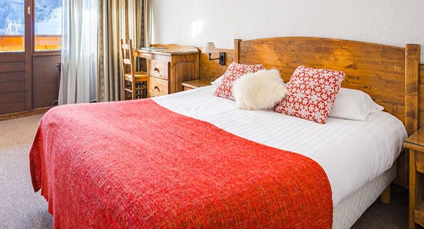 Hotel Plein sud bedroom