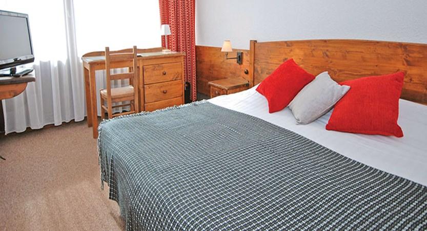 Hotel Plein sud - bedroom