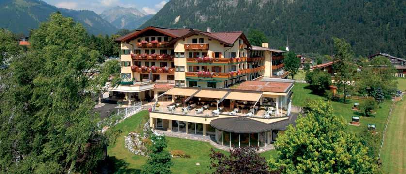Hotel Das Pfandler, Pertisau, Lake Achensee, Austria - Exterior summer.jpg