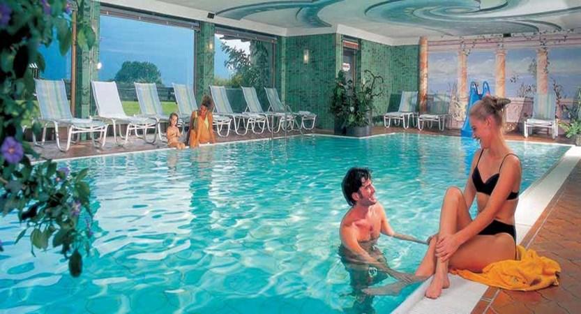 Hotel Das Pfandler, Pertisau, Lake Achensee, Austria - Indoor swimming pool.jpg