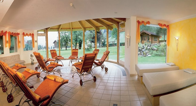 Hotel Das Pfandler, Pertisau, Lake Achensee, Austria - Relaxation area 2.jpg