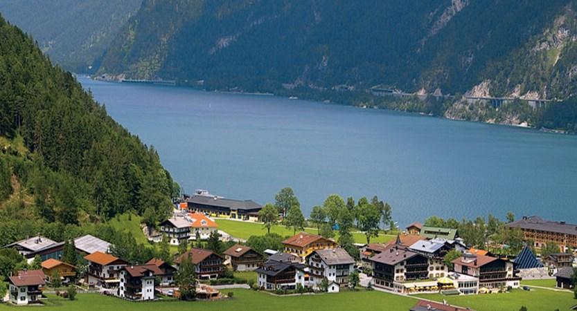 Hotel Das Pfandler, Pertisau, Lake Achensee, Austria - View from hotel.jpg