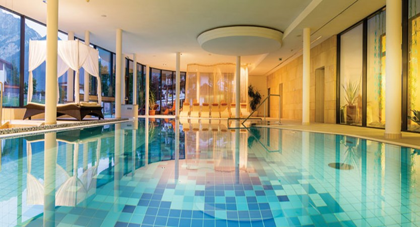 Hotel Rieser, Pertisau, Lake Achensee, Austria - Indoor pool.jpg