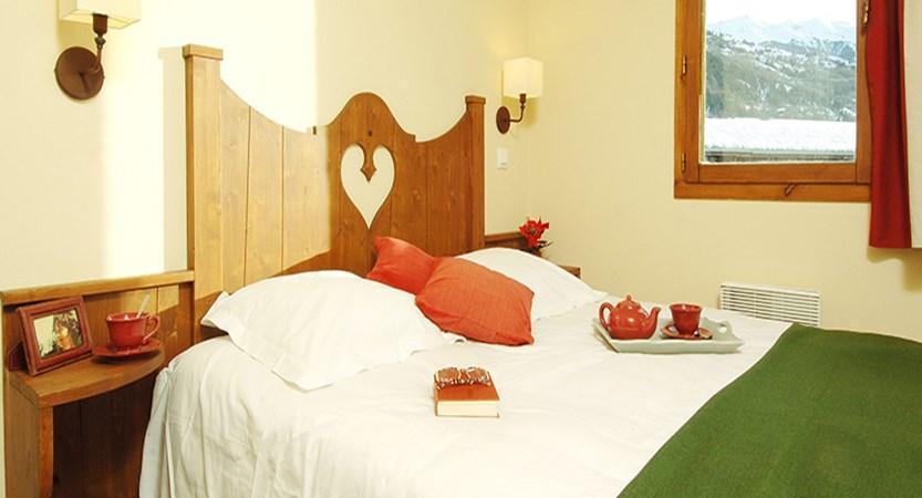 Alpaga apartments - bedroom