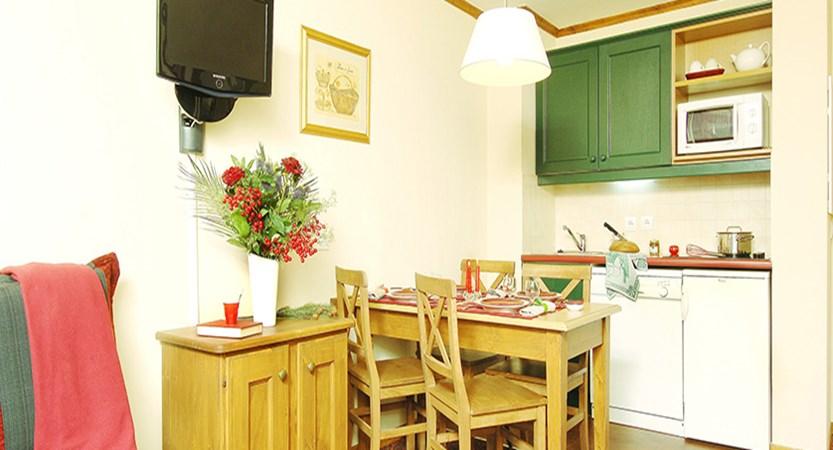 Alpaga apartments - kitchen