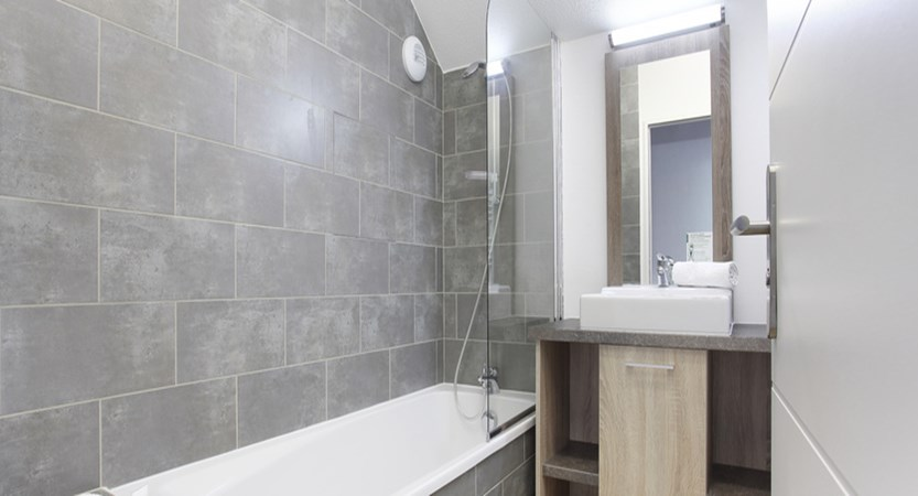 Residence Aquisana apartments - bathroom