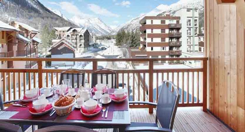 Residence Aquisana balcony