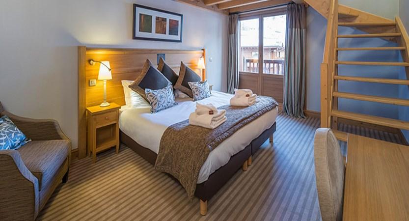 Chalet Hotel Le Savoie room 506
