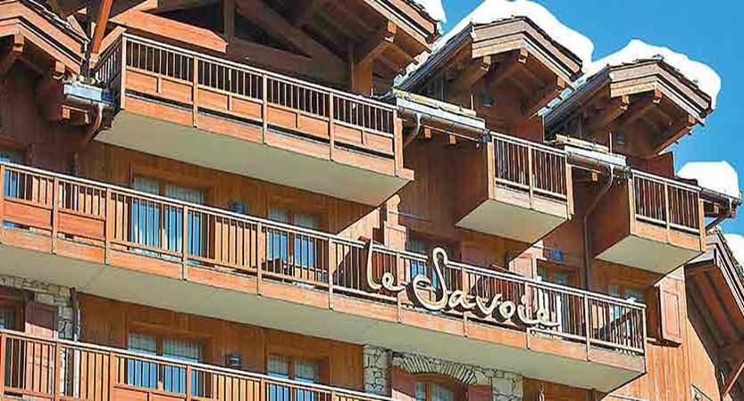 Le Savoie exterior