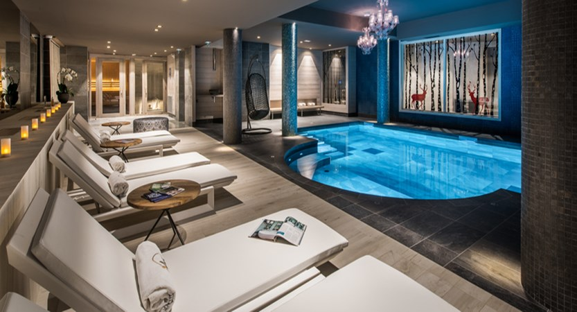 Residence Chalet skadi - indoor pool