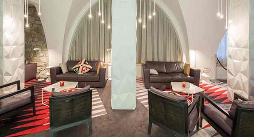 Hotel Aigle des neiges - lounge
