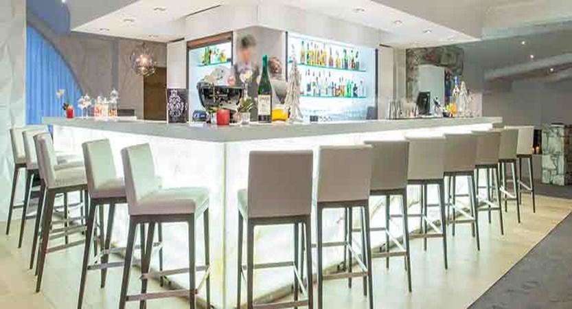 Hotel Aigle des neiges - bar (1)
