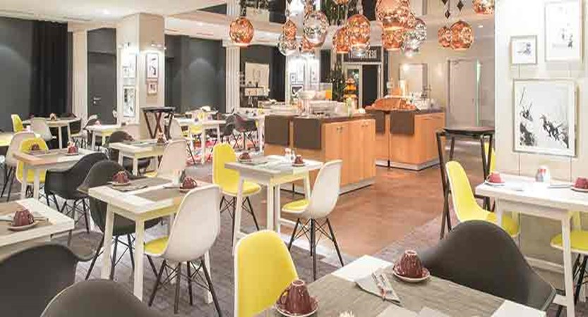 Hotel Aigle des neiges - Restaurant (2)