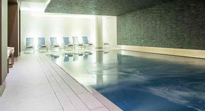 Hotel aigle des neiges - swimming pool