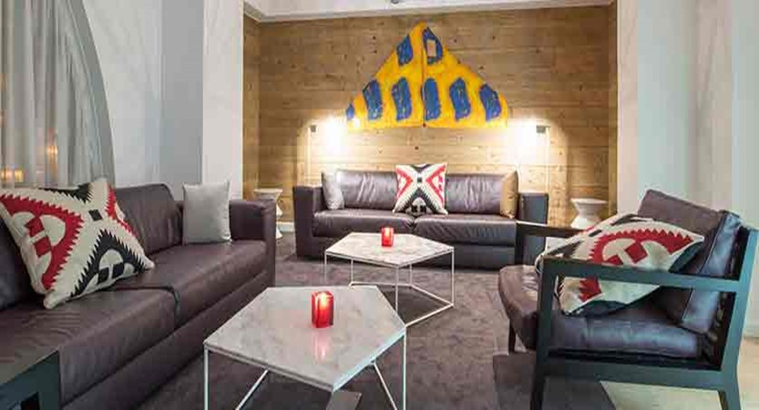 Hotel aigle des neiges - lounge (1)
