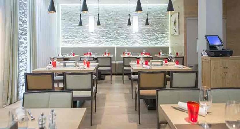 Hotel Aigle des neiges - restaurant (1)