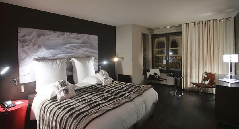 Hotel Avenue lodge - superior bedroom