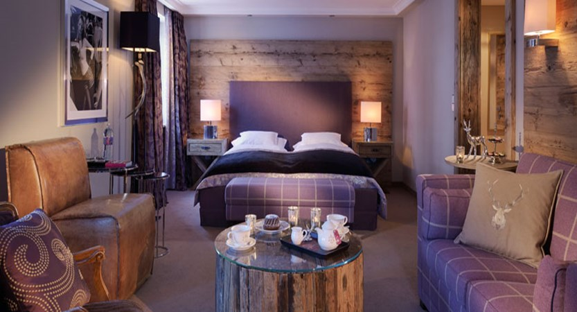 Hotel Arlberg, Lech, Austria - Double bedroom interior.jpg