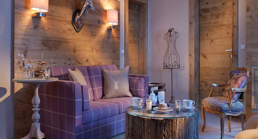 Hotel Arlberg, Lech, Austria - Double bedroom with lounge area.jpg