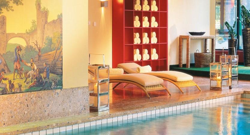 Hotel Arlberg, Lech, Austria - Indoor pool & spa.jpg
