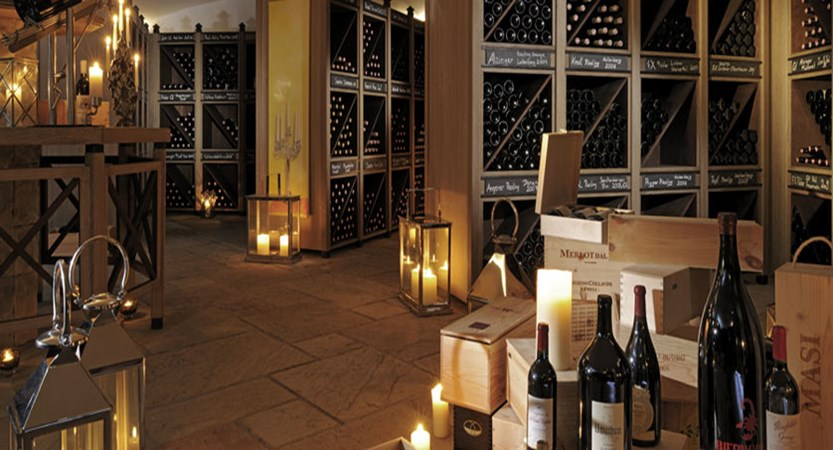 Hotel Arlberg, Lech, Austria - Wine cellar.jpg