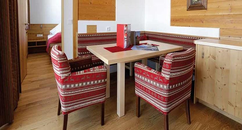 Hotel Austria, Lech, Austria - bedroom dining area.jpg