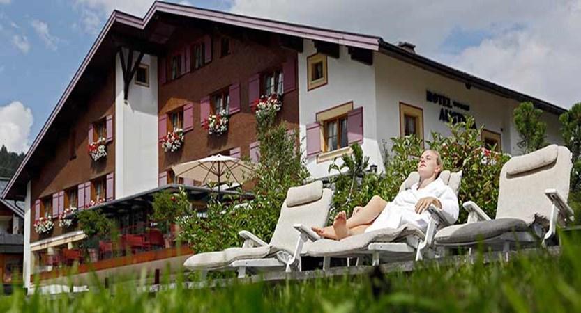Hotel Austria, Lech, Austria - exterior and garden.jpg