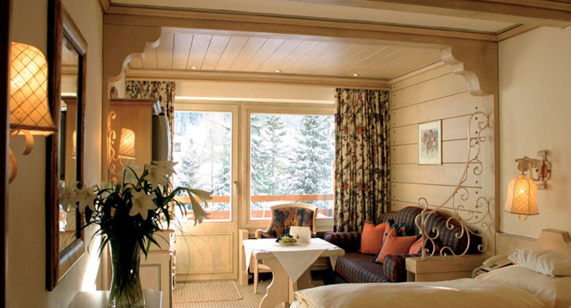 Hotel Berghof, Lech, Austria - superior bedroom with balcony.jpg