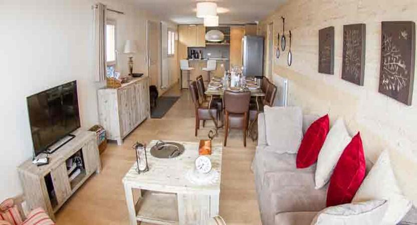 Chalet Marlene - living area 3
