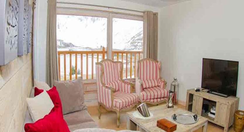 Chalet Marlene - living area 4