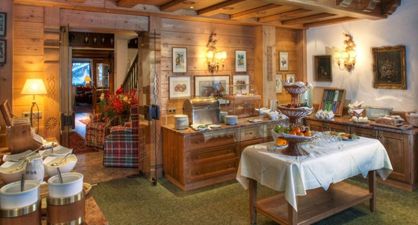 Hotel Haldenhof, Lech, Austria - Buffet.jpg
